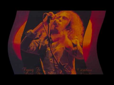 ronnie james dio  i'm coming back for you.