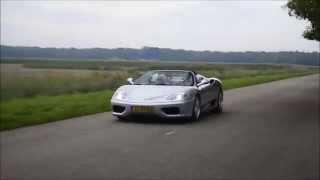 Supercar Sounds: 360, F430, Maserati 3200GT