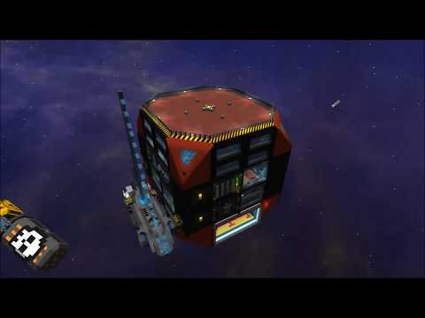 I'm DONE! | STARMADE (JMI Corporate Outpost build tour)