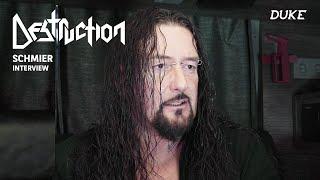 Destruction – Interview Schmier - Paris 2019 - Duke TV [FR-DE-ES-RU Subs]