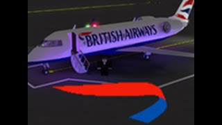 ROBLOX | British Airways Flight #1 767 LHR - ATHENS