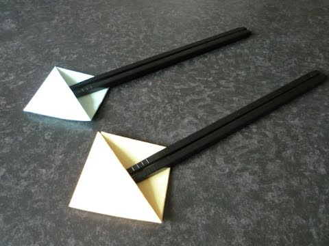ハート 折り紙 折り紙箸置き作り方簡単 : matome.naver.jp