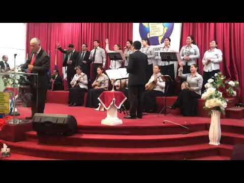 ALABANZAS DESDE VALPARAISO 5ta REGION DE CHILE 30/04/17