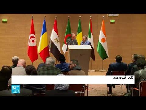 الجزائر.. محطة جديدة على طريق حل الأزمة الليبية  - نشر قبل 39 دقيقة