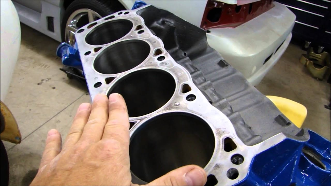 350 Engine Block Diagram Building Part 1 Blocks Youtube