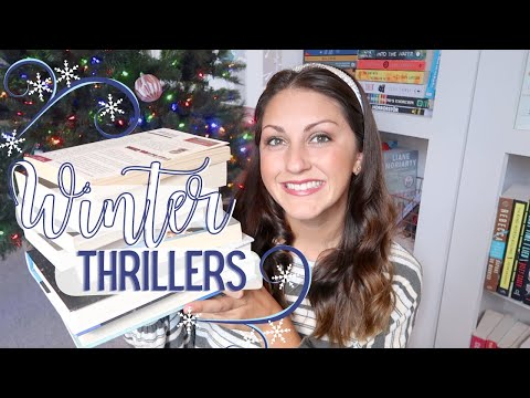 Winter Reading Recommendations | Mystery, Thriller, and Suspense Books!