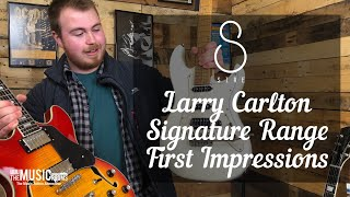 The BEST Electric Guitars Under £650?! - Sire Larry Carlton Signature Range First Impressions