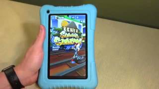 Dragon Touch M7  Kids Tablet  review