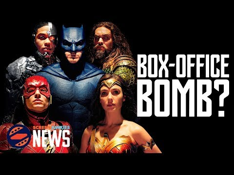 Did Justice League Bomb at the Box Office? – Charting with Dan!