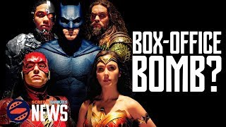 Did Justice League Bomb at the Box Office? - Dan's Movie Report