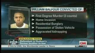 William Balfour guilty on all counts in Hudson family‎ murders (May 11, 2012)