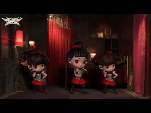 BABYMETAL Doki Doki Morning 【Short Ver./720p】