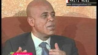 INTERVIEW MICHEL MARTELLY SUR LA TNH # 1