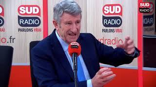 Philippe de Villiers - Le Petit Déjeuner Politique Sud Radio