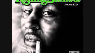 Smoke Dza - 'Overhigh' ft. Trademark Da Skydiver & Schoolboy Q (prod by v.don & beat butcha)