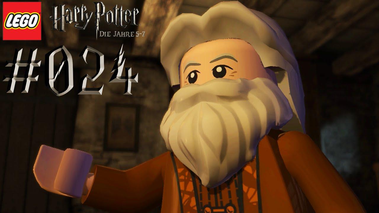 Lego Harry Potter Die Jahre 5 7 024 Dumbledores Bruder Let S Play Lego Harry Potter Deutsch Youtube
