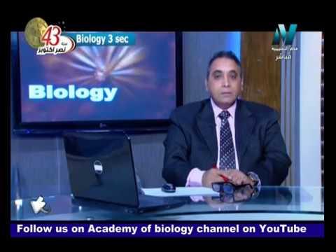 ميهج البيولوجى للثانوية العامة المصرية(1) Hormonal co-ordination in living organisms