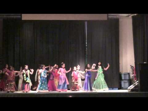 Sharvi - Indian Kids Dance on International Day @ Kenrose Elementary School Franklin