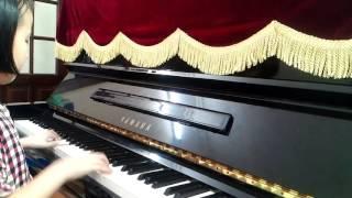 Thật bất ngờ - piano by Minh Châu