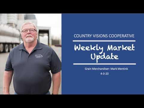 Grain Market Update 4-3-20