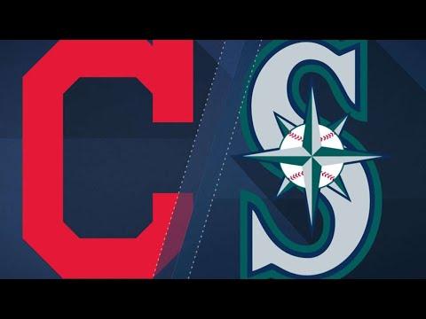 Cruz's early homer leads the Mariners - 3/29/18