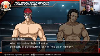 Lockdown 2020: Fire Pro Wrestling World: Champion Road Beyond Part 1