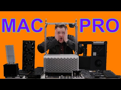 What's Inside the 2019 Mac Pro? Complete Disassembly and Analysis