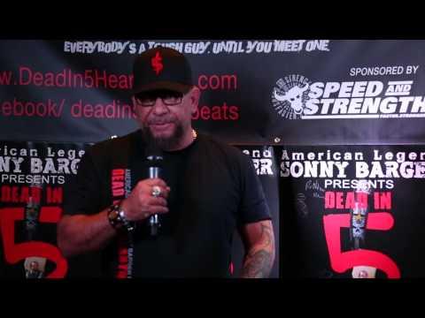 Sonny Barger Presents Dead In 5 HeartBeats, Phoenix AZ Premier