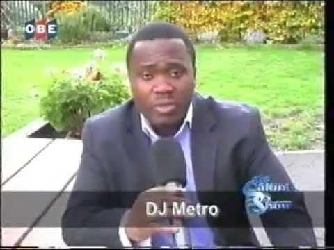 Lucky Dube Tribute on The Sierra Leone Television Program UK