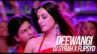Deewangi Deewangi (Remix) Om Shanti Om - DJ Syrah X Flipsyd | Harsh GFX | Shahrukh Khan