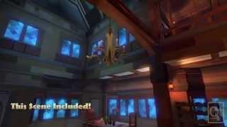 Fantasy Interior 3