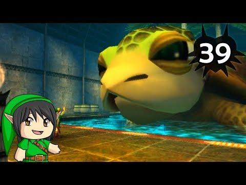 "The Legend of Zelda: Majora's Mask 3D - Part 39: ""Great Bay Temple"""