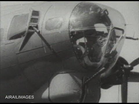 Wright Field Flight Testing Circa 1945-46