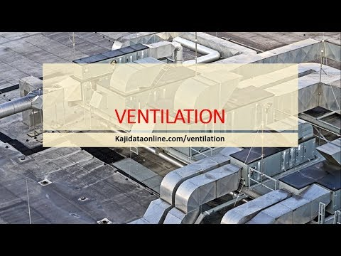 (Part I) General Ventilation and Local Exhaust Ventilation U