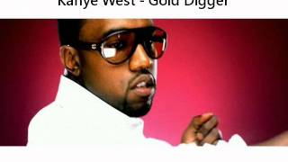 Gold Digger - Kanye West ft Jamie Foxx (Dirty)