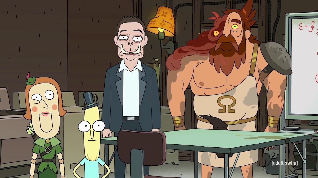 Download Rick and Morty | Season 4 Episode 4 | All Elon Musk Scenes