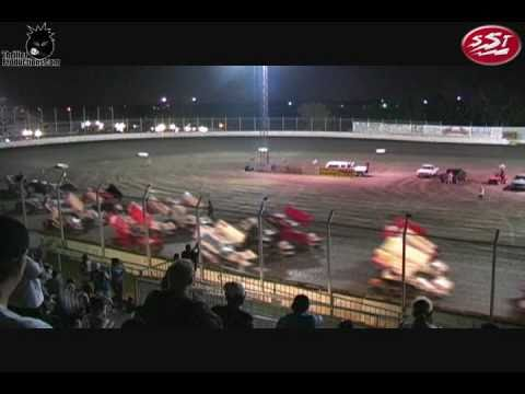 Sprint Series of Texas at Kennedale Speedway Park 4-9-11