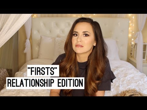 """""""Firsts"""" (Relationship Edition) - Megan"""