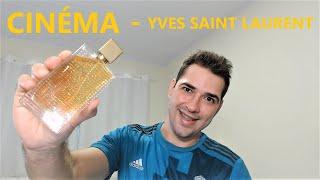 Perfume Cinema - Yves Saint Laurent (Resenha)