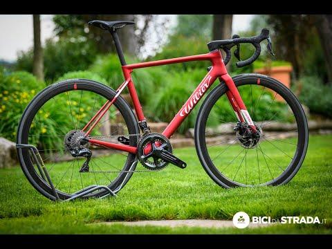 SHORT TEST - Nuova Wilier Zero SLR, Bici A Disco Superleggera