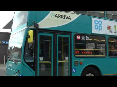 CASTLEFORD BUSES MAY 2017