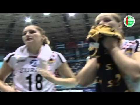 Đức vs Kazakhstan Bóng chuyền nữ thế giới Grand Prix 2008 | FULL