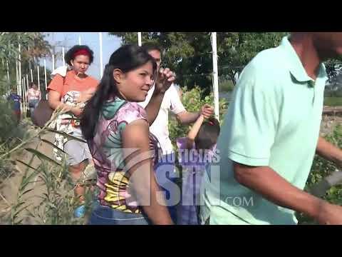 Venezuela bloquea con contenedores puente Francisco de Paula Santander