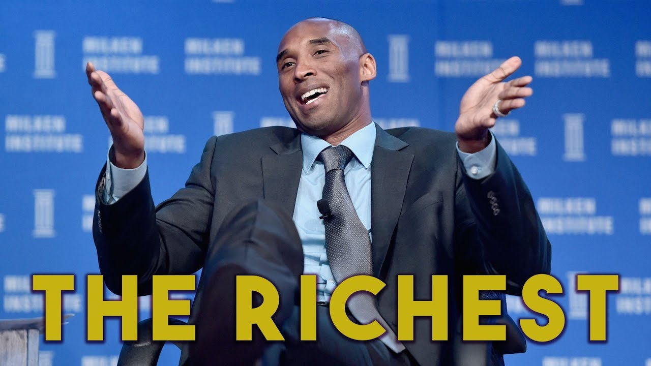 Top 12 Richest Retired NBA Players