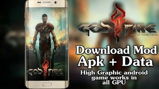 How to download Godfire: Rise of Prometheus mod apk+data || Godfire apk+data works in all device