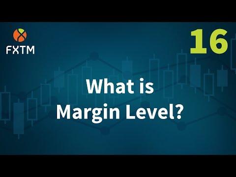Margin level forex definition
