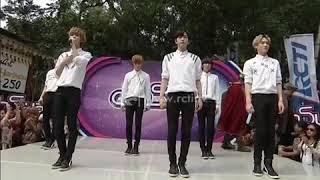 Kpop nyanyi lagu indonesia