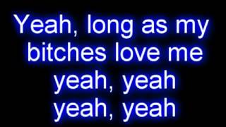 Lil Wayne ft Future & Drake - Bitches Love Me (KARAOKE)