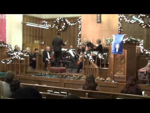 Vivaldi's Gloria at First Congregational Church Riverside