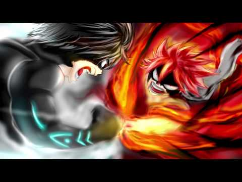 speed-drawing-natsu-(end)-vs-gray